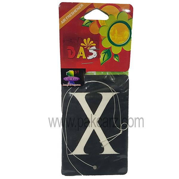 Car Perfume Card X DAS