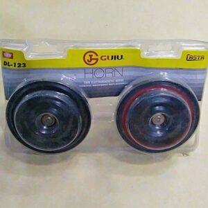 Universal Auto Horn 2Pcs Set 12v Casta DL-123