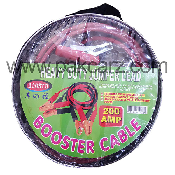 Booster Cable 200Amp