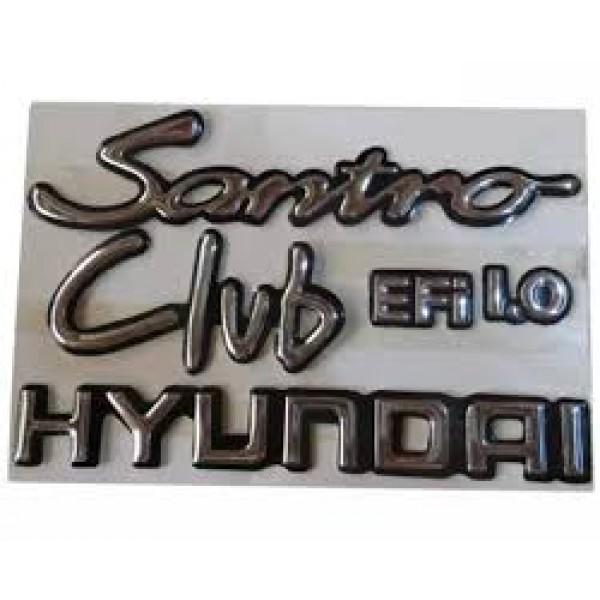 HYUNDAI SANTRO CLUB EFI I.O ORIGNAL MONOGRAM Kit