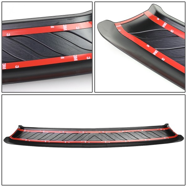 Toyota Corolla Rear Bumper Protector Stainless Steel 2014-2016