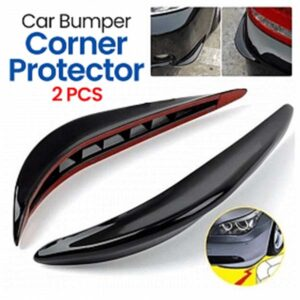 Universal Car Bumper Corner Protector Lip Guard 2pcs TCM-237