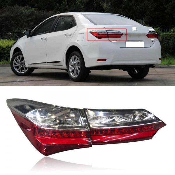 Toyota Corolla Back Light Set 2018