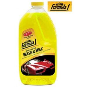 Formula 1 Car Wash and Wax Shampoo 1.9ml