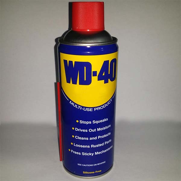 WD 40 With Free Silicone 330ml