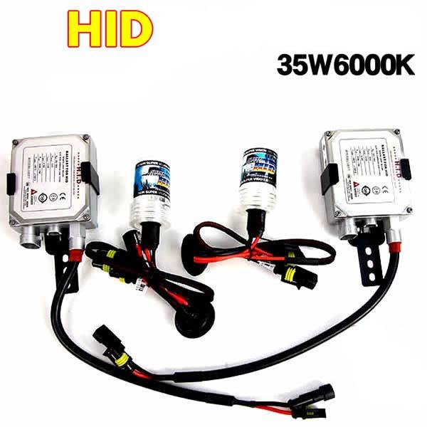 Xenon 35W HID Headlight Kit Tube H1 H3 H4 H7 H11
