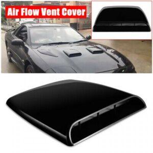 Universal Car Decorative Air Flow Intake Hood Bonnet Cover 5030-5031