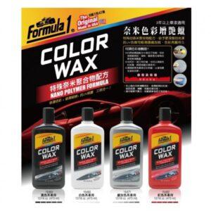 Formula 1 Color Magic Wax 473ml