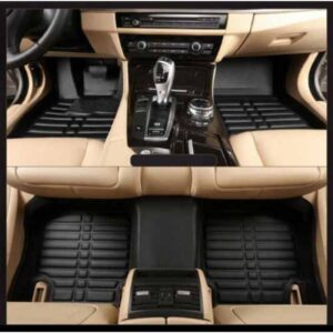 Honda BR-V 5D Car Floor Mat Black