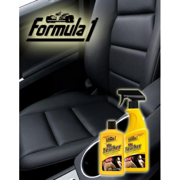 Formula 1 Mr Leather Cleaner And Conditioner 237ml