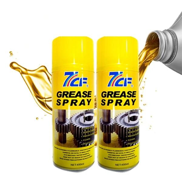 7CF Grease Spray 450ml
