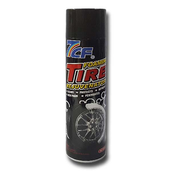 7CF Tire Foam Cleaner