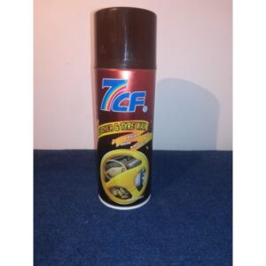 7CF Dashboard Spray Leather And Tyre Wax
