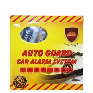 Auto Guard Car Alarm Security System
