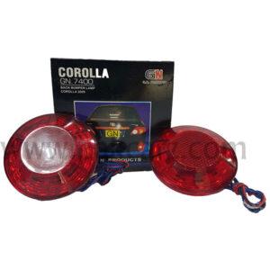 Toyota Corolla Brake Light For Bumper 2009-2010