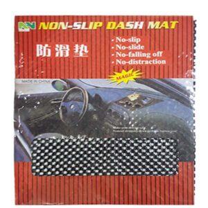 Dashboard Non Slip Mat Black
