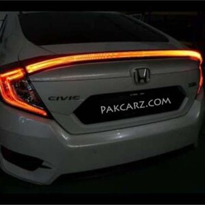 Honda Civic Complete LED Spoiler 2016-2017