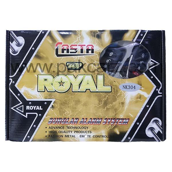 CASTA Royal Car Alarm Security System