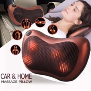 Car And Home Neck Rest Massage Pillow