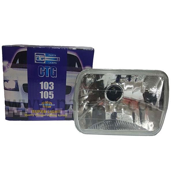 Suzuki Bolan Headlight Set Crystal CTG HY-103