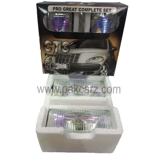 Universal Fog Light Set CTG 053
