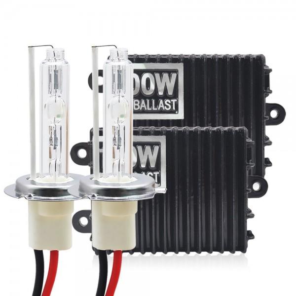 Car HID 100watt Xenon H1 H4 H3 H11 9005 9006 HID Kit