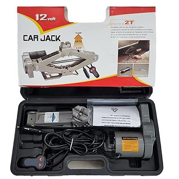 Electric Car Jack 12v