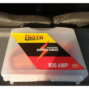 Casta Professional Car Booster Cable Jumper wires 800Amp