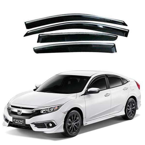 Honda Civic Air Press Chrome 2017-2019