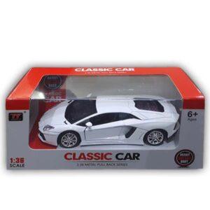 Classic Car Perfume Metal Toy