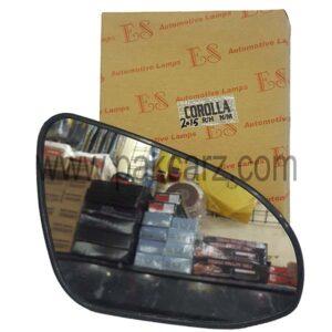 Toyota Corolla Side Mirror Plate Tukri 2015