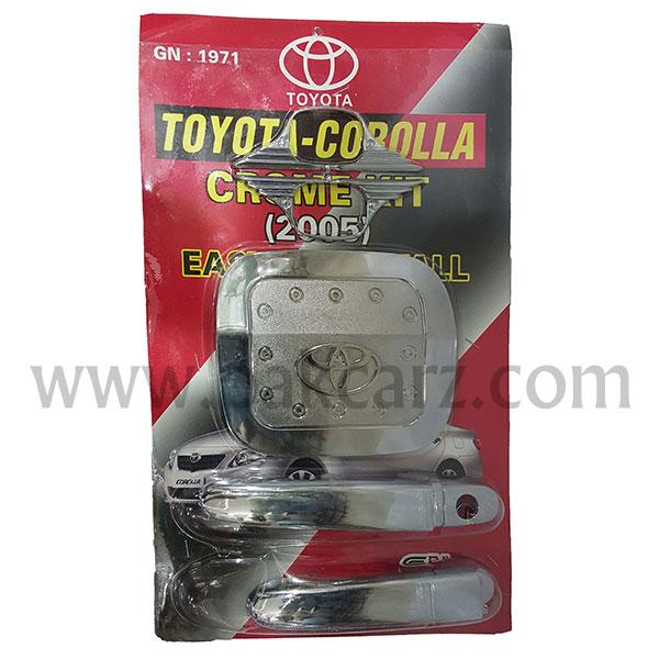 Toyota Corolla Chrome Kit 2007
