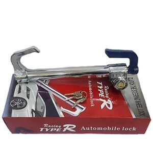 Car Anti-Theft Steering Wheel Crook Lock LQ-203