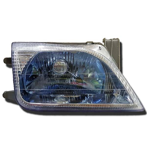 Suzuki Cultus Headlight Blue 2pcs Set