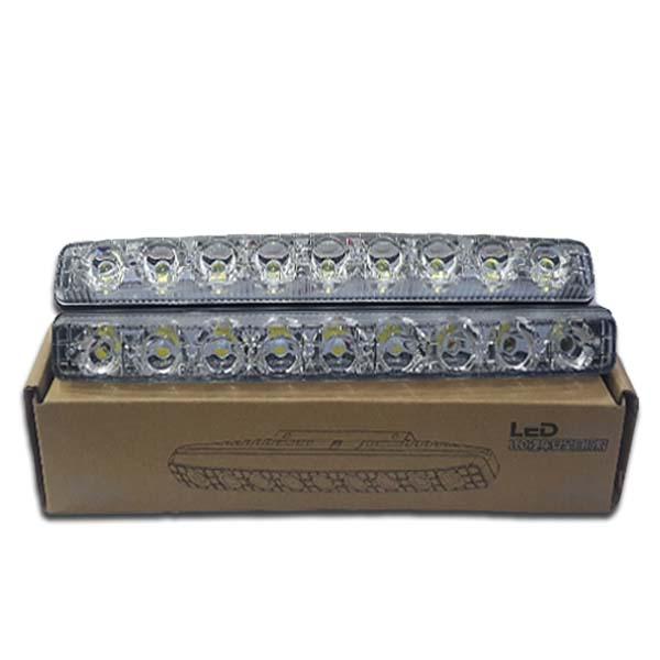DRL 9 LED Daylight Set