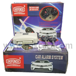 Defence Car Alarm Security System For Toyota Corolla