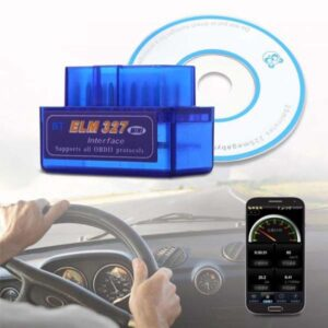 Bluetooth OBD-II Protocol Scanner – ELM327 Mini