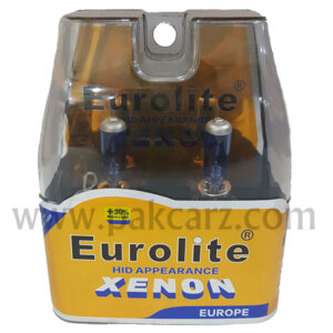EUROLITE Halogen Tubes Ultra White 9005-9006