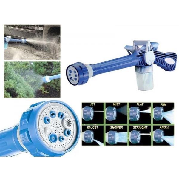 EZ Jet Water Cannon Multi-Function Spray Gun Built-In Soap Dispenser