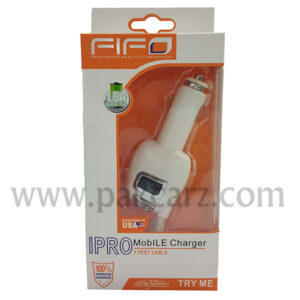 FIFO Car Mobile Charger
