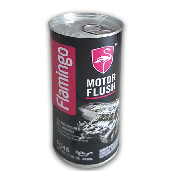 Flamingo Motor Flush Engine Cleaner