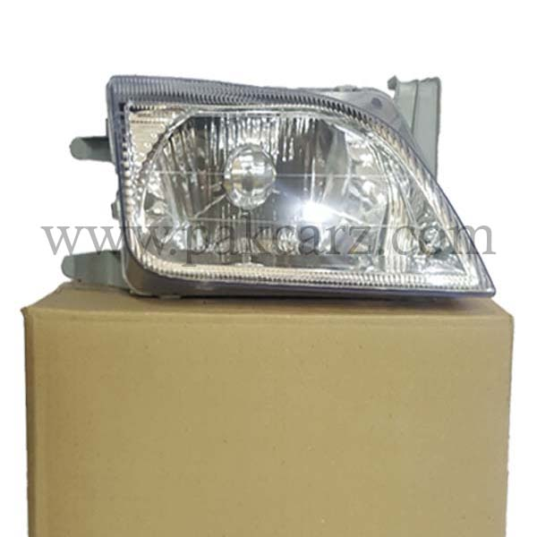 Suzuki Cultus Headlight White 2pcs Set