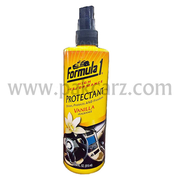 Formula 1 Dashboard Spray
