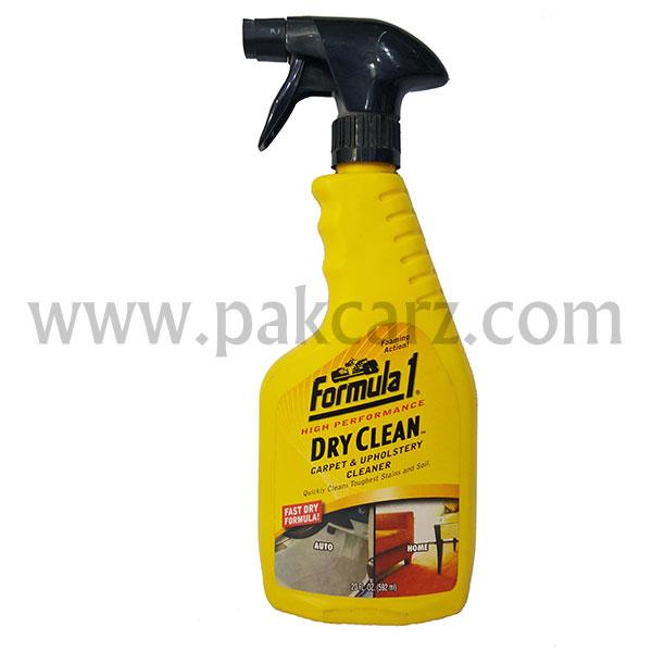 Formula 1 Dry Clean