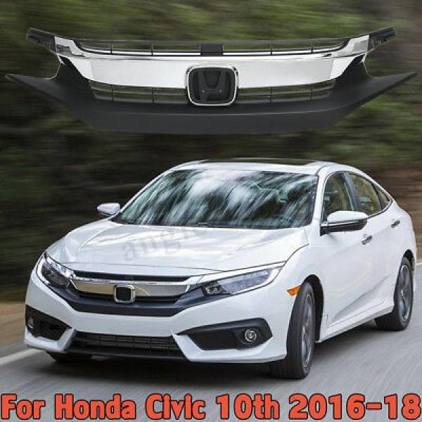 Honda Civic Front Grill 2016-2019