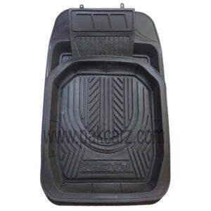 SIGN Universal Car Floor PVC Mat