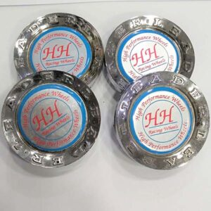 Universal Alloy Rim And Wheel Cup Cap H.H