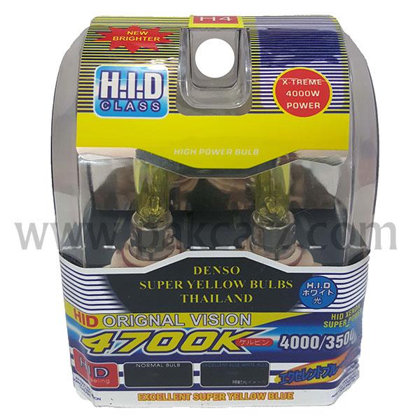DENSO Halogen Bulb Yellow For Head Lights