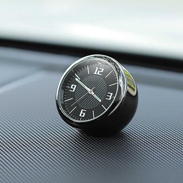 Automotive Dashboard Time Display Clock