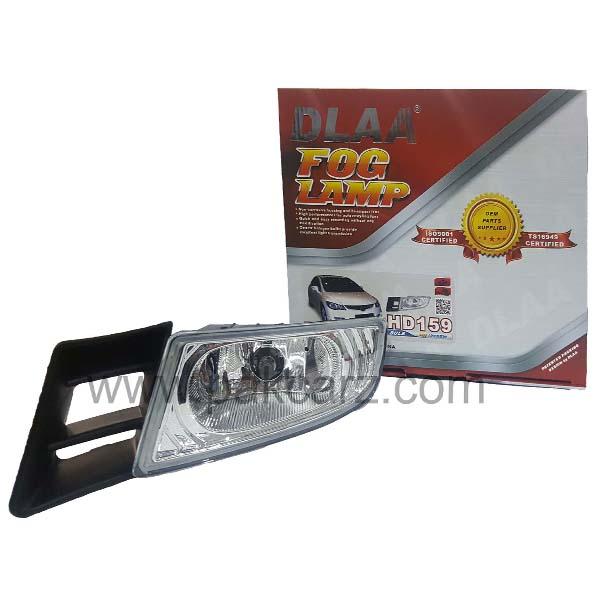 Honda Civic Fog Light 2007-2009 DLAA HD-159